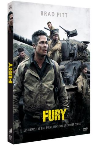 Fury = Fury | Ayer, David. Monteur