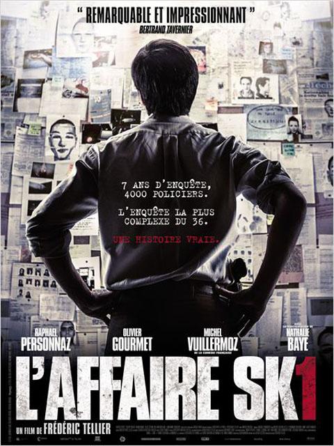 Affaire SK1 (L') | Tellier, Frédéric. Compositeur