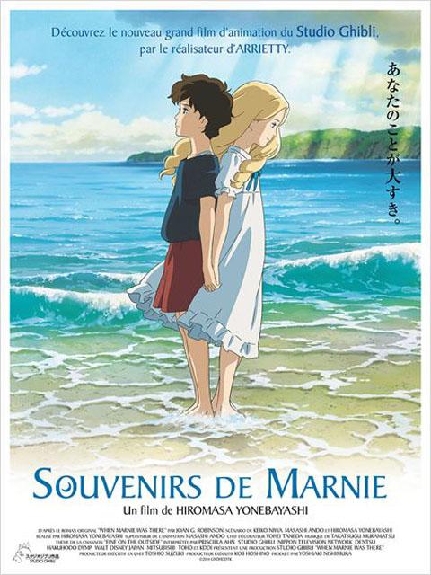 Souvenirs de Marnie = Omoide no Marnie | Yonebayashi, Hiromasa. Producteur