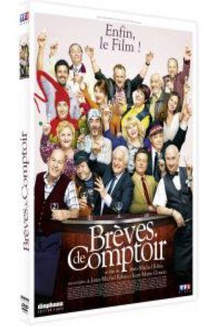 Brèves de comptoir / Jean-Michel Ribes,  scénariste et réal. ; Chantal Neuwirth, Didier Bénureau, Christian Pereira,[ et al ] act.  