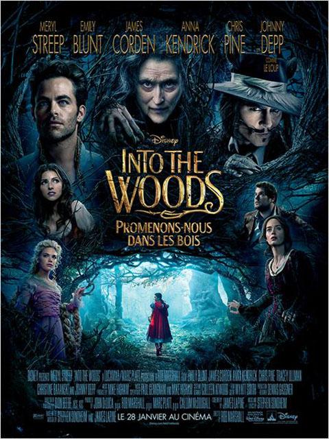 Into the Woods : Promenons-nous dans les bois = Into the Woods | Marshall, Rob. Metteur en scène ou réalisateur