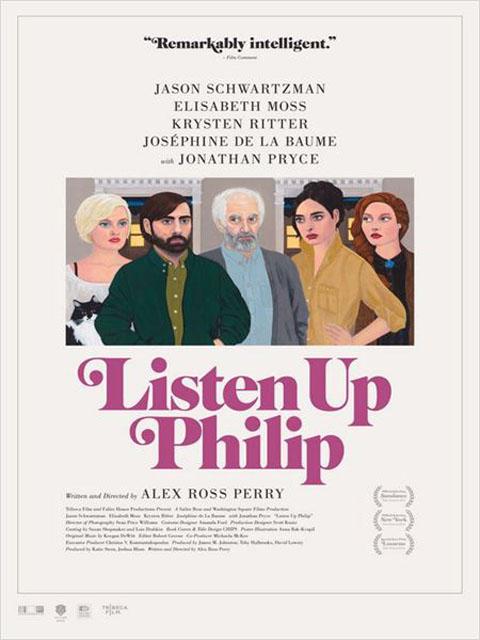 Listen Up Philip   Ross Perry, Alex. Monteur