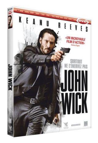 John Wick. DVD = John Wick / David Leitch, Chad Stahelski, réal. | Leitch, David. Monteur