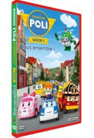 Robocar Poli. Tous ensemble !. Saison 2 - Volume 2 = Ro-bo-ka Polli. DVD |