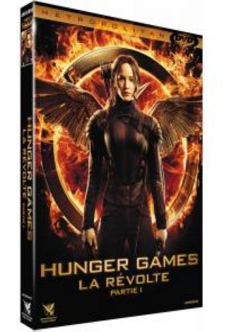 Hunger Games - 3. La Révolte. DVD. Partie 1 = The Hunger Games: Mockingjay - Part 1 / Francis Lawrence, réal. | Lawrence, Francis. Monteur
