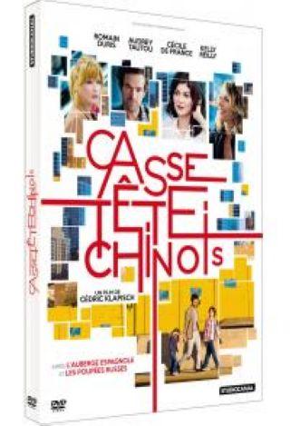 Casse-tête chinois   Klapisch, Cédric (1961-....), réalisateur, scénariste
