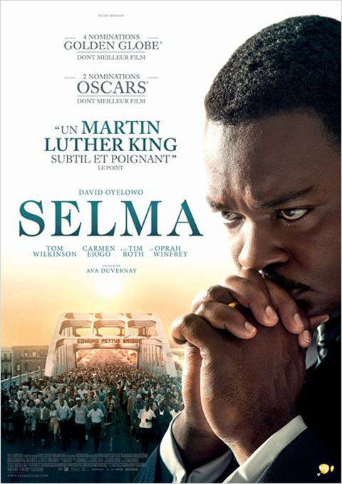 Selma. DVD = Selma / Ava DuVernay, réal. | DuVernay, Ava. Monteur