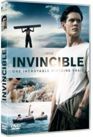 Invincible = Unbroken | Jolie, Angelina (1975-....). Monteur