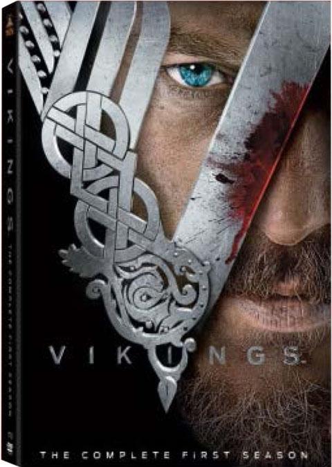Vikings : 3 DVD = Vikings | Renck, Johan. Réalisateur