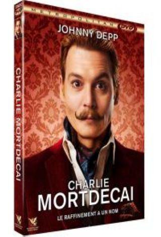 Charlie Mortdecai = Charlie Mordecai | Koepp, David. Monteur