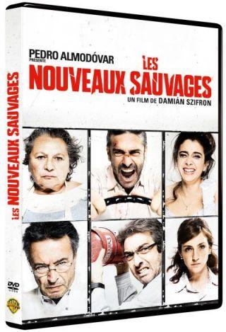 Les Nouveaux Sauvages / Damián Szifron, scénariste et réal. ; Ricardo Darín, Oscar Martinez, Leonardo Sbaraglia, [ et al ] act. |