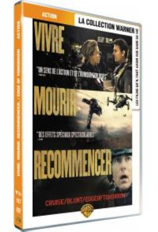 Edge of Tomorrow : Vivre, mourir, recommencer = Edge of Tomorrow | Liman, Doug. Monteur
