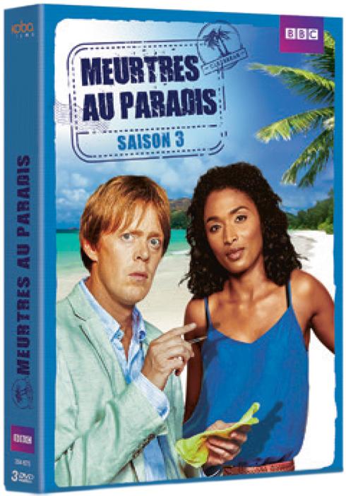 Meurtres au paradis. Saison 3 = Death in Paradise | Palmer, Charlie. Monteur