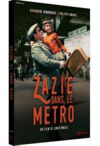 Zazie dans le Métro | Malle, Louis. Monteur