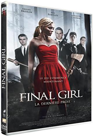 Final girl / Tyler Shields, réal.  | Shields , Tyler . Metteur en scène ou réalisateur