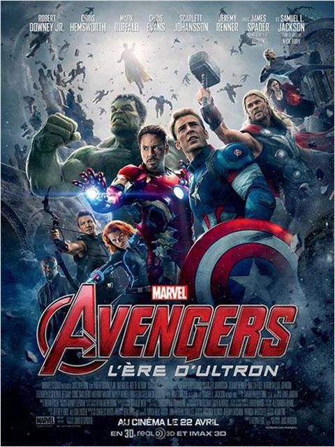 Avengers 2 : L'ère d'Ultron = The Avengers : Age of Ultron | Whedon, Joss. Monteur