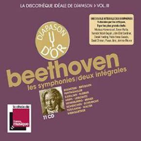 9 Symphonies : deux intégrales (Les) | Beethoven, Ludwig van (1770-1827). Compositeur