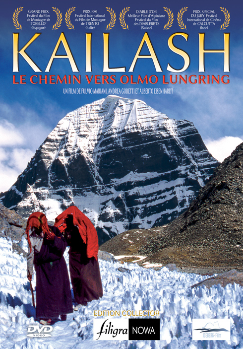 Kailash : Le chemin vers Olmo Lungring = chemin vers Olmo Lungring (Le) |