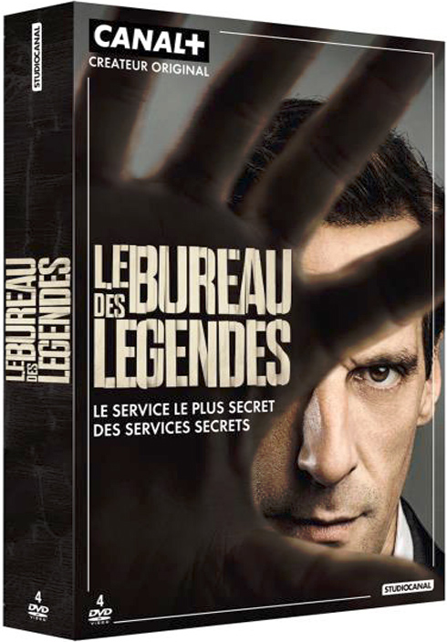 Le bureau des légendes - Saison 1 / Eric Rochant, rÂeal. |