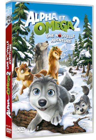 Alpha & Oméga : Une nouvelle aventure