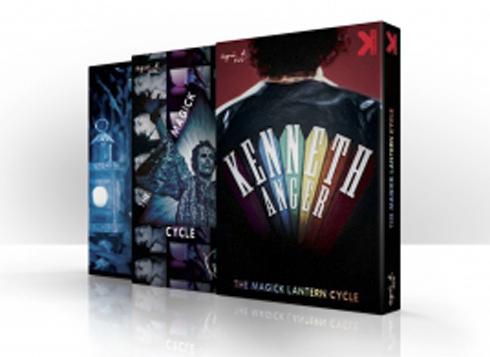 Kenneth Anger : Magic lantern cycle