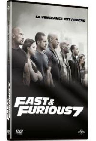 vignette de 'Fast & Furious -DVD- n° 7<br /> Fast & Furious 7 (James Wan)'