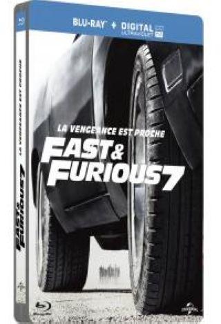 Fast & Furious 7 = Furious 7 | Wan, James. Réalisateur