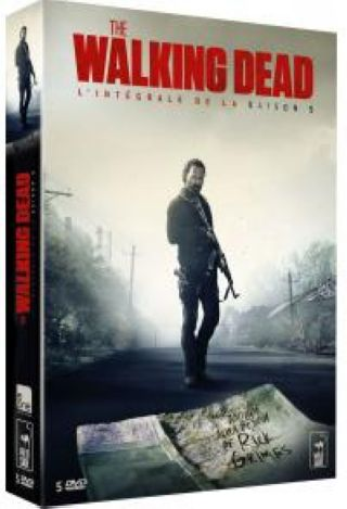 The Walking Dead. Saison 5 = The Walking Dead   Nicotero, Greg. Monteur