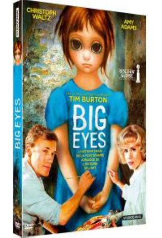 Big Eyes | Burton, Tim (1958-....). Producteur