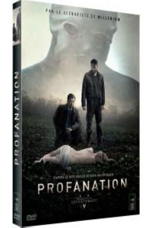 vignette de 'Enquêtes du Département V -DVD- (Les)<br /> Profanation (Mikkel Norgaard)'