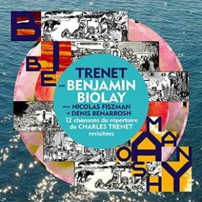 Trenet | Biolay, Benjamin (1973-....). Interprète