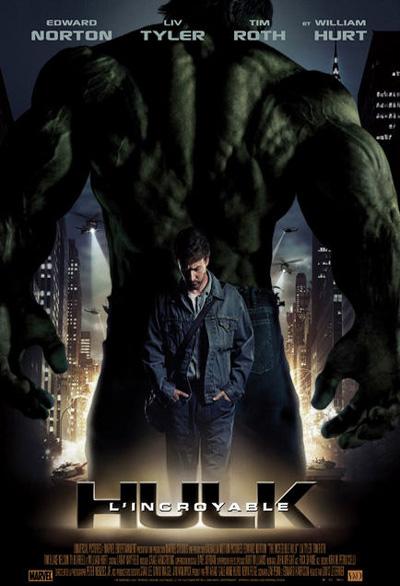 L'Incroyable Hulk. (6)