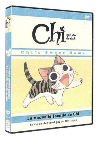 La nouvelle famille de Chi | Konami, Kanata. Monteur