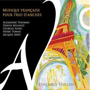Musique française pour trio d'anches