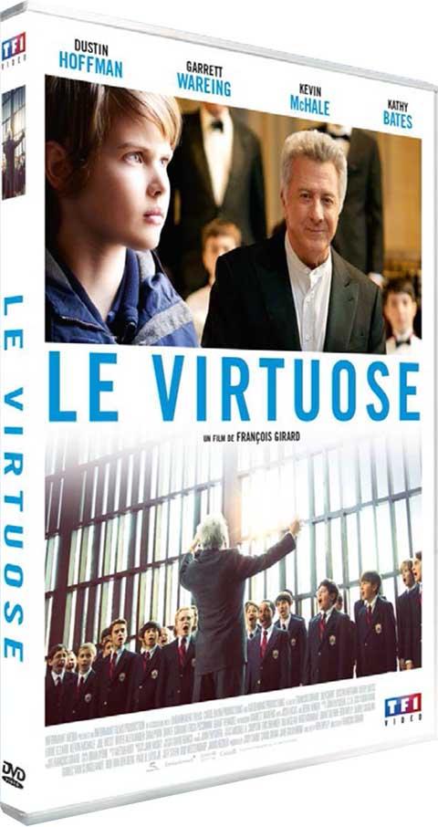 Le Virtuose / François Girard, réal. ; Dustin Hoffman, Kevin McHale, Kathy Bates,[et al ], act. |