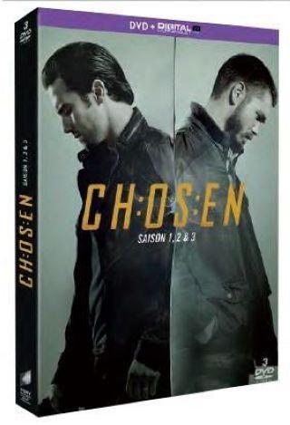 Chosen / Ben Ketai, Toby Wilkins, réal. ; Rose Mcgowan, Chad michael Murray, Caitlin Carmichael,[et al ] act. |