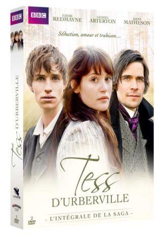 Tess d'Uberville : L'intégrale de la saga = Tess of the D'Urbervilles | Blair, David. Monteur