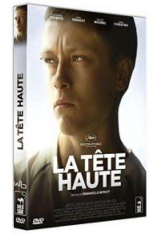 La Tête haute : DVD / Emmanuelle Bercot, réal. | Bercot, Emmanuelle. Monteur. Scénariste