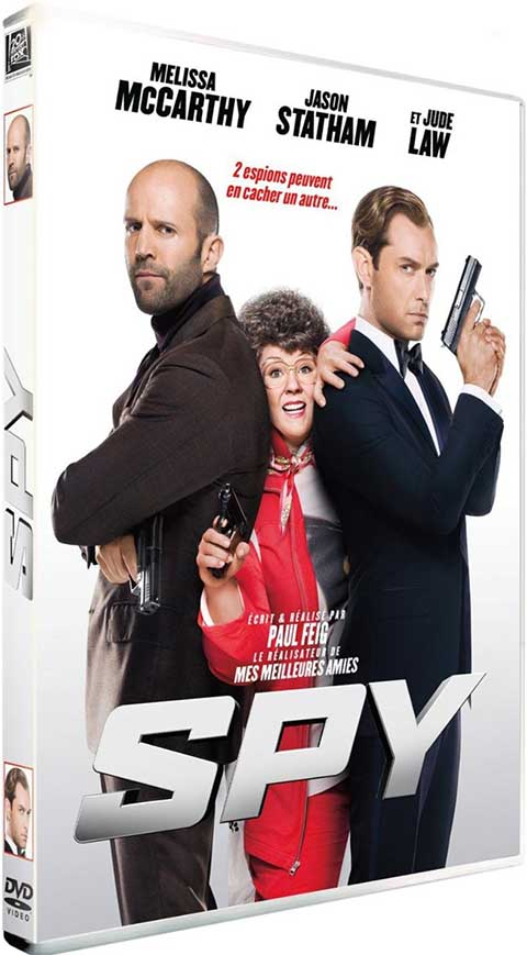 Spy | Feig, Paul. Monteur