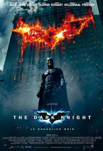 The Dark Knight : Le chevalier noir | Nolan, Christopher. Metteur en scène ou réalisateur