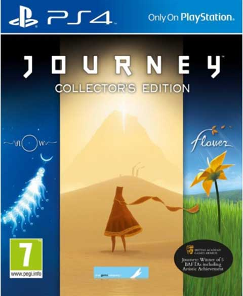 Journey - édition collector - PS4