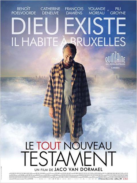 Tout Nouveau Testament (Le) | Van Dormael, Jaco. Metteur en scène ou réalisateur