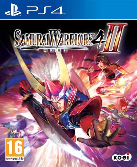 Samurai Warriors 4-II | Koei Techmo. Éditeur commercial