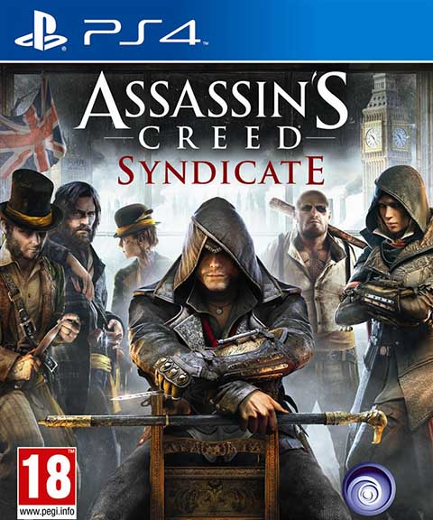 Assassin's creed - Syndicate - The rooks edition - PS4