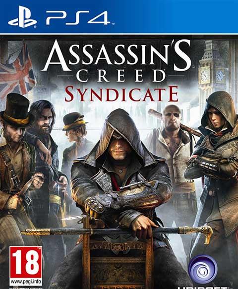 Assassin's creed - Syndicate - Edition spéciale - PS4    Ubisoft Quebec. Programmeur