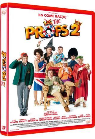 Les Profs 2. DVD / Pierre-François Martin-Laval, réal. | Martin Laval, Pierre-François. Monteur. Scénariste. Interprète