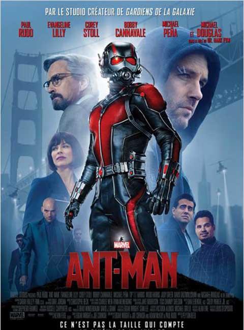 Ant-Man | Reed, Peyton. Monteur