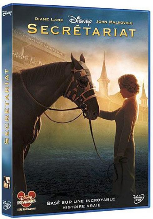 Secrétariat. DVD = Secretariat / Randall Wallace, réal. | Wallace, Randall. Metteur en scène ou réalisateur