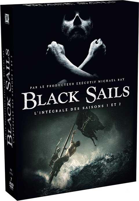 vignette de 'Black Sails -DVD- n° 1<br /> Black Sails (Toby Stephens)'