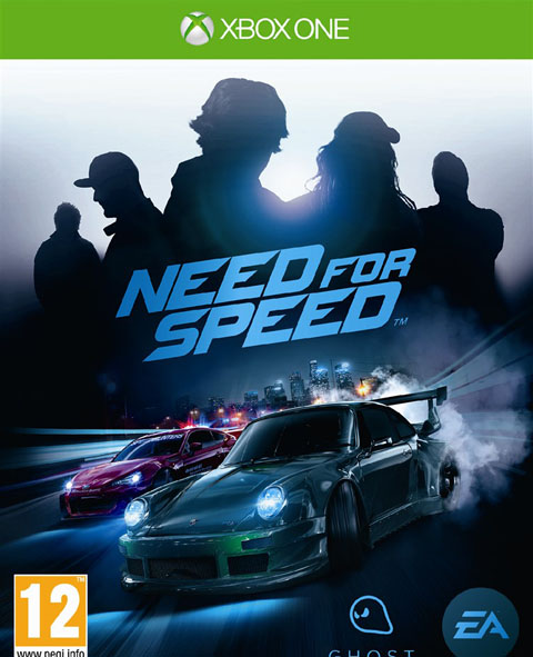 Need for Speed : jeu XBOX One |